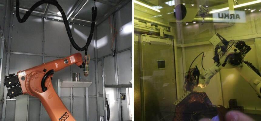机器人焊接除尘器