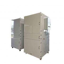 呼中区脉冲滤筒除尘器
