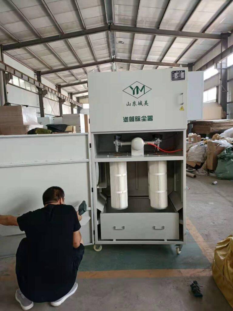 3千瓦滤筒除尘器
